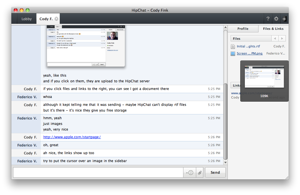 HipChat, Business Communication's Must Have – MacStories