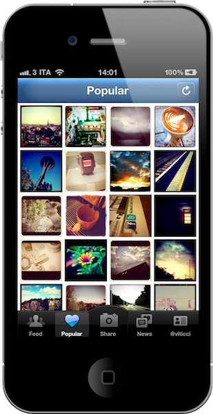 instagram a new social paradigm for iphone camera apps