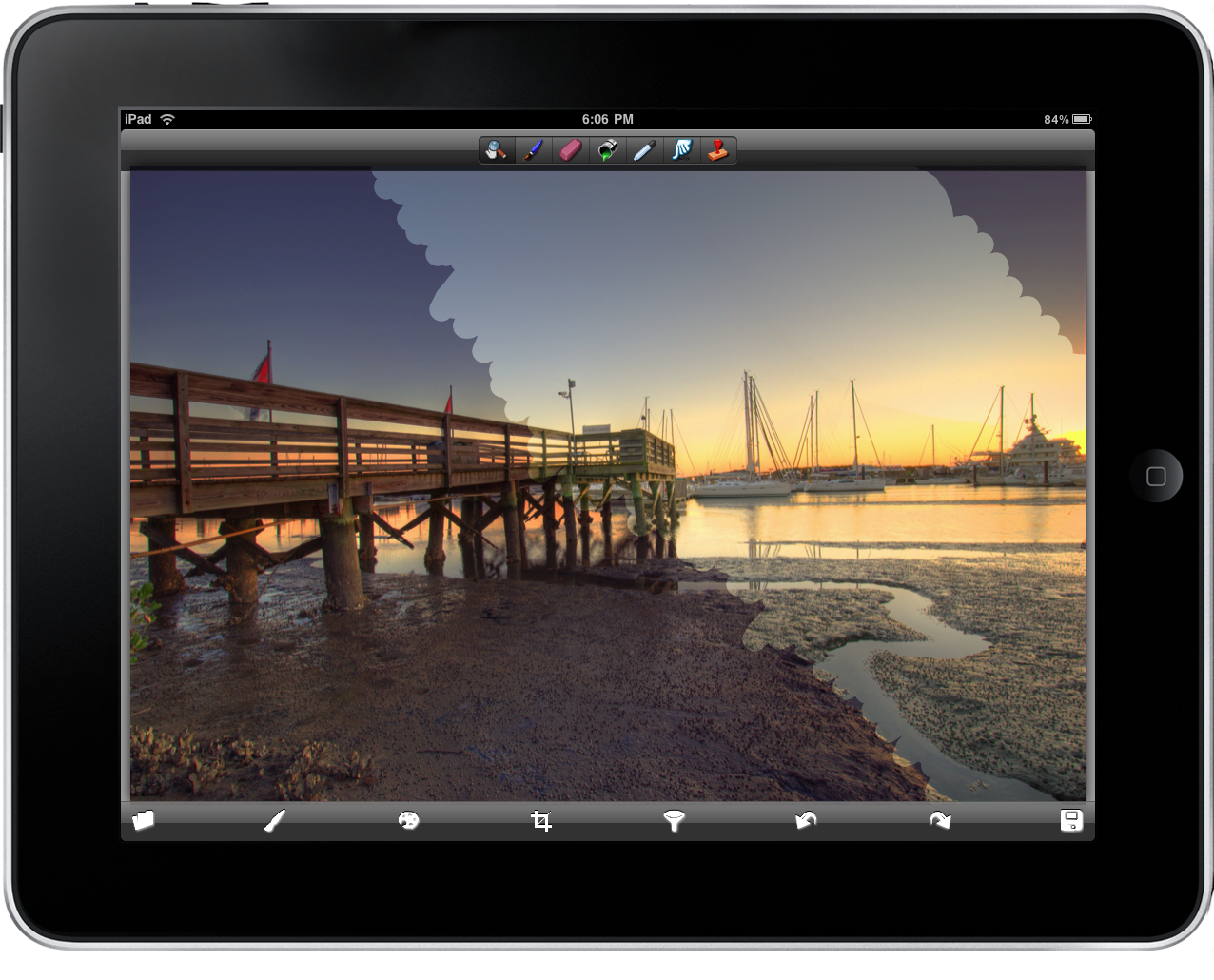 how to get erased photos on ipad