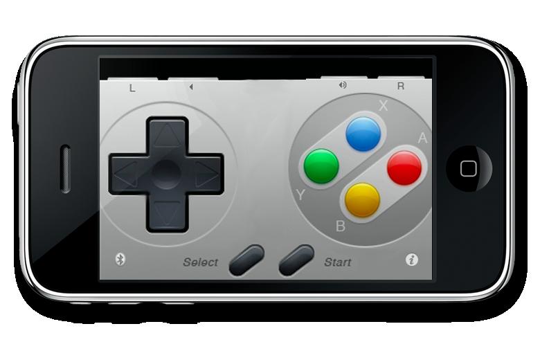 snes emulator app